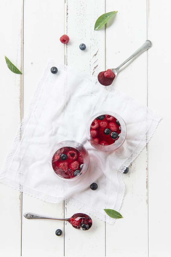 Summer Berry Jelly's