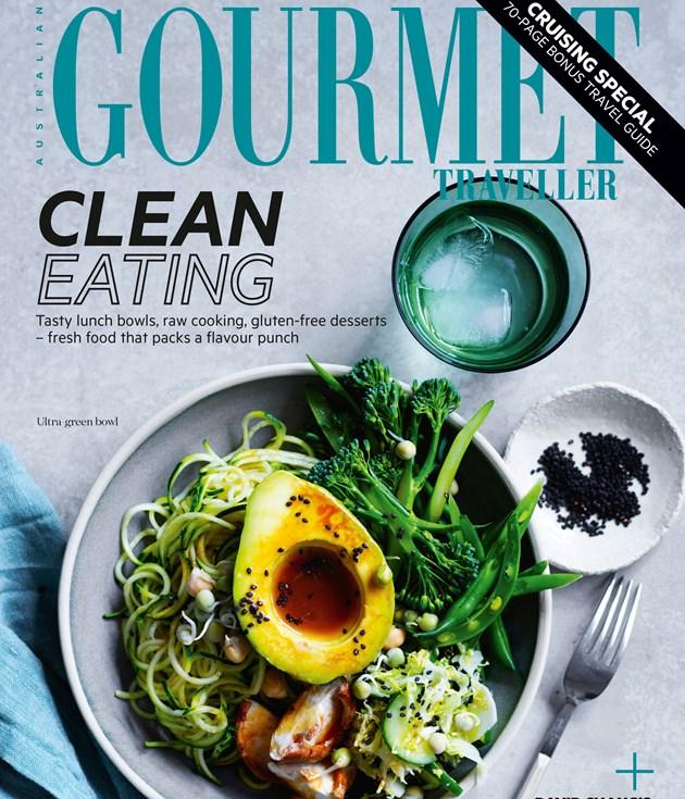 Feast Photography shoots for Australian Gourmet Traveller