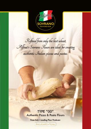 Alfinas Sovrano flour 450 H