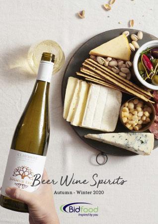Bidfood National Liquor Autumn - Winter 2020 450H
