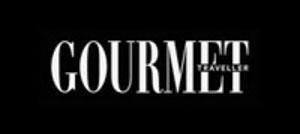 Gourmet traveller logo